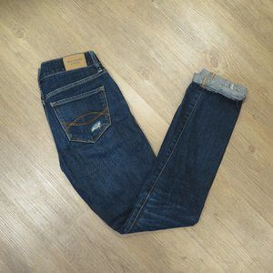 Abercromie and Fitch Skinny Jeans Distressed